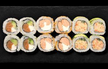 Degustación makis premium - 12 pzas