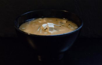 Sopa de miso